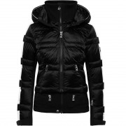 Toni Sailer Women's Jacket Virginie black/white