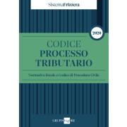 IlSole24Ore Codice del processo tributario 2020 - Normativa fiscale e codice di procedura civile - SISTEMA FRIZZERA
