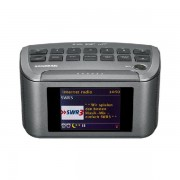 Internet rádió, DAB+, FM-RDS, USB hálózati lejátszó, RCR-11WF