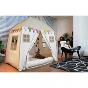 Free Love @New design apricot color childre game room kids play house Indian children tents children play tent Kids Teepee