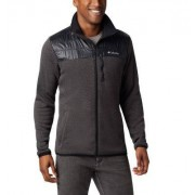 Columbia Veste Polaire Canyon Point - Homme Noir XXL