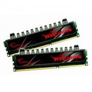 Memorie G.Skill Ripjaws 4GB (2x2GB) DDR3, 1333MHz, PC3-10600, CL7, Dual Channel Kit, F3-10666CL7D-4GBRH