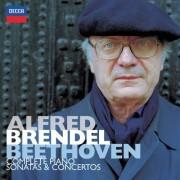 Alfred Brendel - Beethoven:Complete Piano Sonatas & Concertos (12CD)