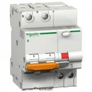 Schneider Interruttore Magnetotermico Differenziale Domc45 1p+n Curva C 16a 30ma Tipo Ac
