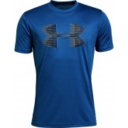 Under Armour Tech Big Logo Solid Tee, Royal S