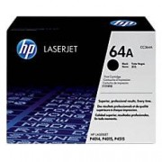 HP 64A Original Toner Cartridge CC364A Black
