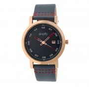 Simplify The 5300 Strap Watch - Rose Gold/Blue SIM5305