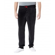 Polo Ralph Lauren Big Tall Big amp Tall Velour Track Pants Polo Black