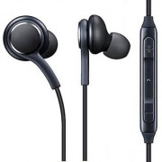 Earphones Headphones Headset Handsfree Black For Samsung Galaxy S8 & S8 Plus+ AKG EO-IG955 Remote + Mic Hands free Earphone
