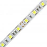 Striscia Led SMD 5050 - 60 led/m - 244 lumen/mt - 14.4W/mt - 12V / 24V - 5mt PRO