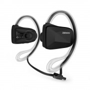 Casti bluetooth sport over-the-ear sweatproof IPX4 cu NFC Black