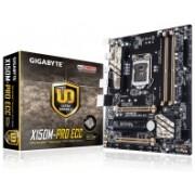 Tarjeta Madre Gigabyte micro ATX GA-X150M-PRO ECC, S-1151, Intel C232, USB 2.0/3.0, 64GB DDR4, para Intel