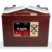 Batería de plomo ácido abierto Trojan T-1275 12V 150Ah Ciclo profundo
