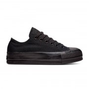 Converse All Stars Clean Lift 562926C Zwart-36 maat 36