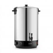 Klarstein KonfiStar 50, тенджера за консервиране, съд за топли напитки, 50L, 110°C, 120 min, неръждаема стомана (FP13-Food preser 50L)