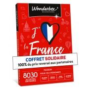 Wonderbox Coffret cadeau J'aime la France Passion - Wonderbox