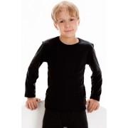 Bluza copii Cornette Thermo Plus negru 104
