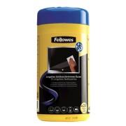 Antibacterial Screen Cleaning Wipes 100Pk