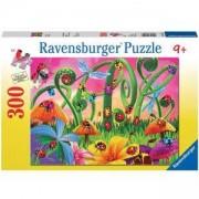 Пъзел 300 части - Пъстрият свят на калинките - Ravensburger, 700910