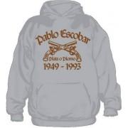 Pablo Escobar Hoodie, Hooded Pullover