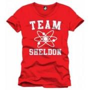 Tricou - Big Bang Theory - Team Sheldon