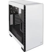 Corsair Carbide Clear 400C Midi-Toren Wit computerbehuizing