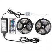 W Verlichtingssets lm AC100-240 10 m 300 leds RGB
