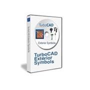 TurboCAD 3D Exterior Symbols Pack English