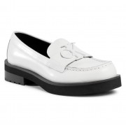Ниски обувки CALVIN KLEIN JEANS - Nickoll B4R1581 Bright White