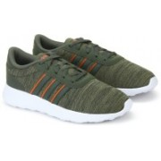 ADIDAS LITE RACER Running Shoes For Men(Green)