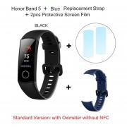 Huawei Honor Band 5 con banda inteligente NFC oxímetro pantalla de Color Swim Stroke Detección de r