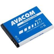 AVACOM for Nokia 3220, 6070, Li-Ion 3.7V 890mAh (BL-5B helyett)