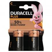Duracell C/LR14 1,5 Volt Duracell Batterier Plus Power. 2 st.