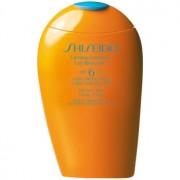 Shiseido Sun Care Tanning Emulsion emulsión solar SPF 6 150 ml