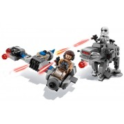 LEGO Star Wars™ 75195 Ski Speeder™ protiv First Order Walker™ mikroboraca