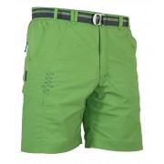 Pantaloni scurti Warmpeace Corsar - Verde