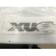 vx hsv xu6 side skirt badge - l67 / v6 supercharged