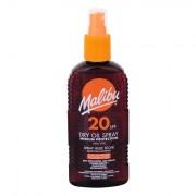 Malibu Dry Oil Spray spray solare waterproof SPF20 200 ml