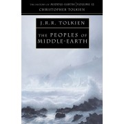 Peoples of Middle-earth, Paperback/Christopher Tolkien