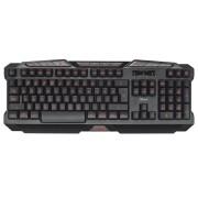 Trust GXT 280 Геймърска клавиатура с подсветка