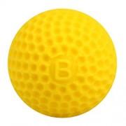 Balai 20PCS Yellow Round Ammo- Bulk Foam Bullet Ball Replacement Refill Pack Compatible Gun Bullet Balls