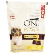 Purina Crocchette Per Cani - Purina One My Dog Is Active - Tacchino E Riso 800 Gr - Purina