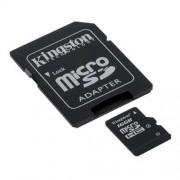 Mem.kartica 16GB sa adapterom Kingston SDC4/16GB. microSD Class 4