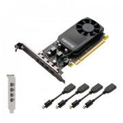 VC, PNY Quadro P620 V2 LowProfile DP, 2GB GDDR5, 128bit, PCI-E 3.0 (VCQP620V2-PB)