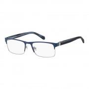 Fossil Rame ochelari de vedere barbati FOSSIL FOS 7036 RCT MATT BLUE