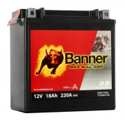 Banner YTX20CH-BS Bike Bull AGM motorkerékpár akkumulátor - 51822