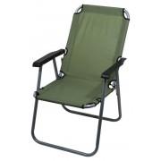 szék kemping összecsukható Cattara LYON sötét zöld