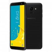 """Samsung Galaxy J6 5.6"""" 3GB 32GB 13MPX HUELLA LIBERADO - NEGRO"""