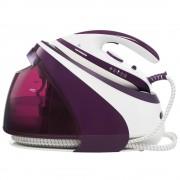 Statie de calcat Heinner HIS-D3007IX, 3000 W, 7 bar, 1.8 L, talpa ceramica, oprire automata, Violet