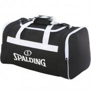 Spalding Sporttasche TEAM BAG - schwarz/weiß | L